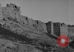 Image of Old forts above city Yerevan Armenia, 1919, second 17 stock footage video 65675053214