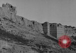 Image of Old forts above city Yerevan Armenia, 1919, second 18 stock footage video 65675053214