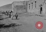 Image of Old forts above city Yerevan Armenia, 1919, second 49 stock footage video 65675053214