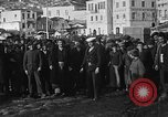 Image of Armenian refugees Constantinople Turkey, 1920, second 13 stock footage video 65675053220