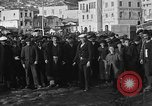 Image of Armenian refugees Constantinople Turkey, 1920, second 14 stock footage video 65675053220