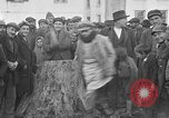 Image of Armenian refugees Constantinople Turkey, 1920, second 34 stock footage video 65675053220