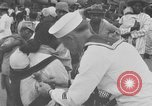 Image of American sailors in North Africa North Africa, 1920, second 25 stock footage video 65675053227