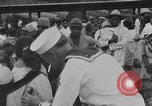 Image of American sailors in North Africa North Africa, 1920, second 30 stock footage video 65675053227