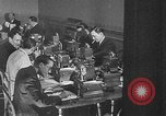 Image of people casting votes France, 1936, second 31 stock footage video 65675053230