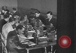 Image of people casting votes France, 1936, second 32 stock footage video 65675053230