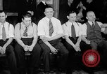 Image of blind bowlers New York City USA, 1936, second 10 stock footage video 65675053234
