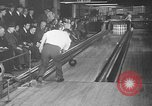 Image of blind bowlers New York City USA, 1936, second 15 stock footage video 65675053234