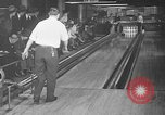 Image of blind bowlers New York City USA, 1936, second 17 stock footage video 65675053234