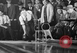 Image of blind bowlers New York City USA, 1936, second 20 stock footage video 65675053234