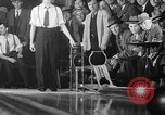 Image of blind bowlers New York City USA, 1936, second 22 stock footage video 65675053234