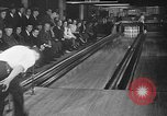 Image of blind bowlers New York City USA, 1936, second 25 stock footage video 65675053234