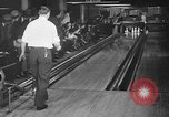 Image of blind bowlers New York City USA, 1936, second 29 stock footage video 65675053234
