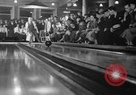 Image of blind bowlers New York City USA, 1936, second 35 stock footage video 65675053234