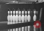 Image of blind bowlers New York City USA, 1936, second 36 stock footage video 65675053234