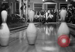 Image of blind bowlers New York City USA, 1936, second 39 stock footage video 65675053234