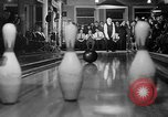 Image of blind bowlers New York City USA, 1936, second 41 stock footage video 65675053234