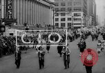 Image of May Day Parade New York City USA, 1941, second 5 stock footage video 65675053242