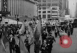 Image of May Day Parade New York City USA, 1941, second 27 stock footage video 65675053242
