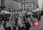 Image of May Day Parade New York City USA, 1941, second 28 stock footage video 65675053242