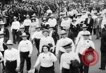 Image of May Day Parade New York City USA, 1941, second 33 stock footage video 65675053242
