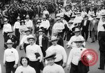Image of May Day Parade New York City USA, 1941, second 34 stock footage video 65675053242