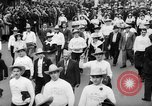 Image of May Day Parade New York City USA, 1941, second 35 stock footage video 65675053242