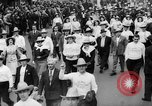 Image of May Day Parade New York City USA, 1941, second 36 stock footage video 65675053242