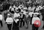 Image of May Day Parade New York City USA, 1941, second 39 stock footage video 65675053242