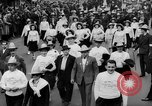 Image of May Day Parade New York City USA, 1941, second 40 stock footage video 65675053242