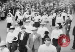 Image of May Day Parade New York City USA, 1941, second 41 stock footage video 65675053242