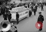 Image of May Day Parade New York City USA, 1941, second 44 stock footage video 65675053242