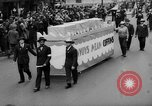 Image of May Day Parade New York City USA, 1941, second 46 stock footage video 65675053242