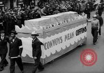 Image of May Day Parade New York City USA, 1941, second 49 stock footage video 65675053242