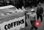 Image of May Day Parade New York City USA, 1941, second 57 stock footage video 65675053242