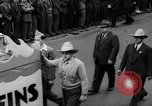 Image of May Day Parade New York City USA, 1941, second 58 stock footage video 65675053242