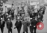 Image of May Day Parade New York City USA, 1941, second 62 stock footage video 65675053242