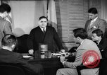 Image of Mayor F H LaGuardia New York City USA, 1941, second 1 stock footage video 65675053244