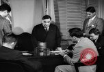 Image of Mayor F H LaGuardia New York City USA, 1941, second 18 stock footage video 65675053244