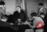 Image of Mayor F H LaGuardia New York City USA, 1941, second 20 stock footage video 65675053244