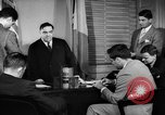 Image of Mayor F H LaGuardia New York City USA, 1941, second 24 stock footage video 65675053244