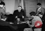 Image of Mayor F H LaGuardia New York City USA, 1941, second 28 stock footage video 65675053244