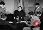 Image of Mayor F H LaGuardia New York City USA, 1941, second 29 stock footage video 65675053244