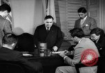 Image of Mayor F H LaGuardia New York City USA, 1941, second 32 stock footage video 65675053244