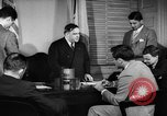 Image of Mayor F H LaGuardia New York City USA, 1941, second 33 stock footage video 65675053244