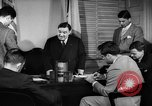 Image of Mayor F H LaGuardia New York City USA, 1941, second 37 stock footage video 65675053244