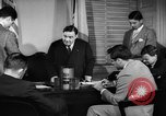 Image of Mayor F H LaGuardia New York City USA, 1941, second 38 stock footage video 65675053244