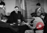 Image of Mayor F H LaGuardia New York City USA, 1941, second 42 stock footage video 65675053244