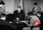 Image of Mayor F H LaGuardia New York City USA, 1941, second 55 stock footage video 65675053244