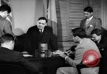 Image of Mayor F H LaGuardia New York City USA, 1941, second 61 stock footage video 65675053244